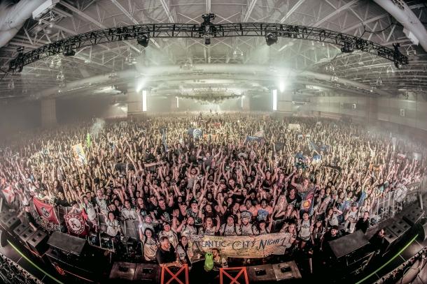 Atlantic City Night 1 - 4/28/17