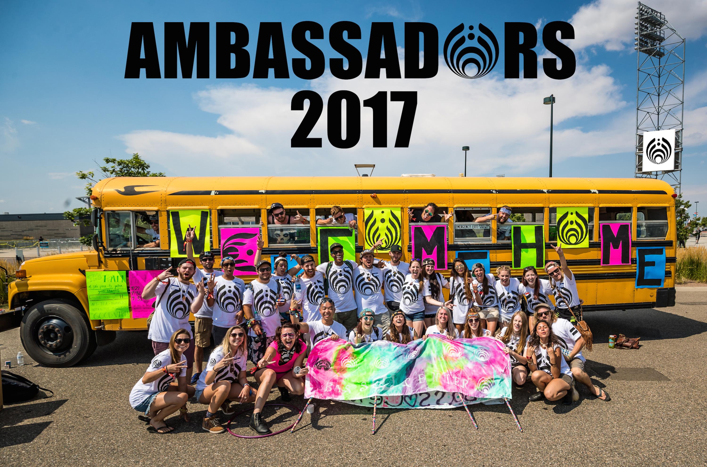 AMBASSADOR APPLICATION 2017