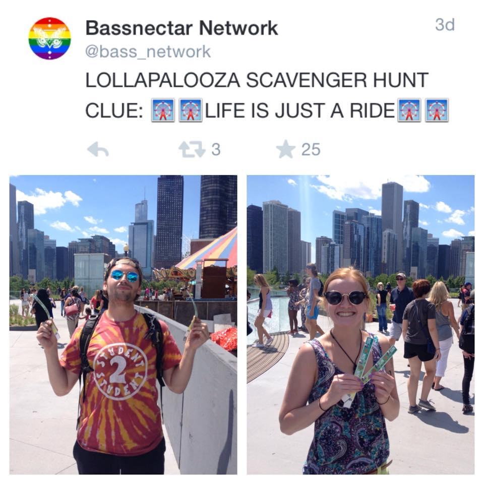 BNet Lollapalooza Recap