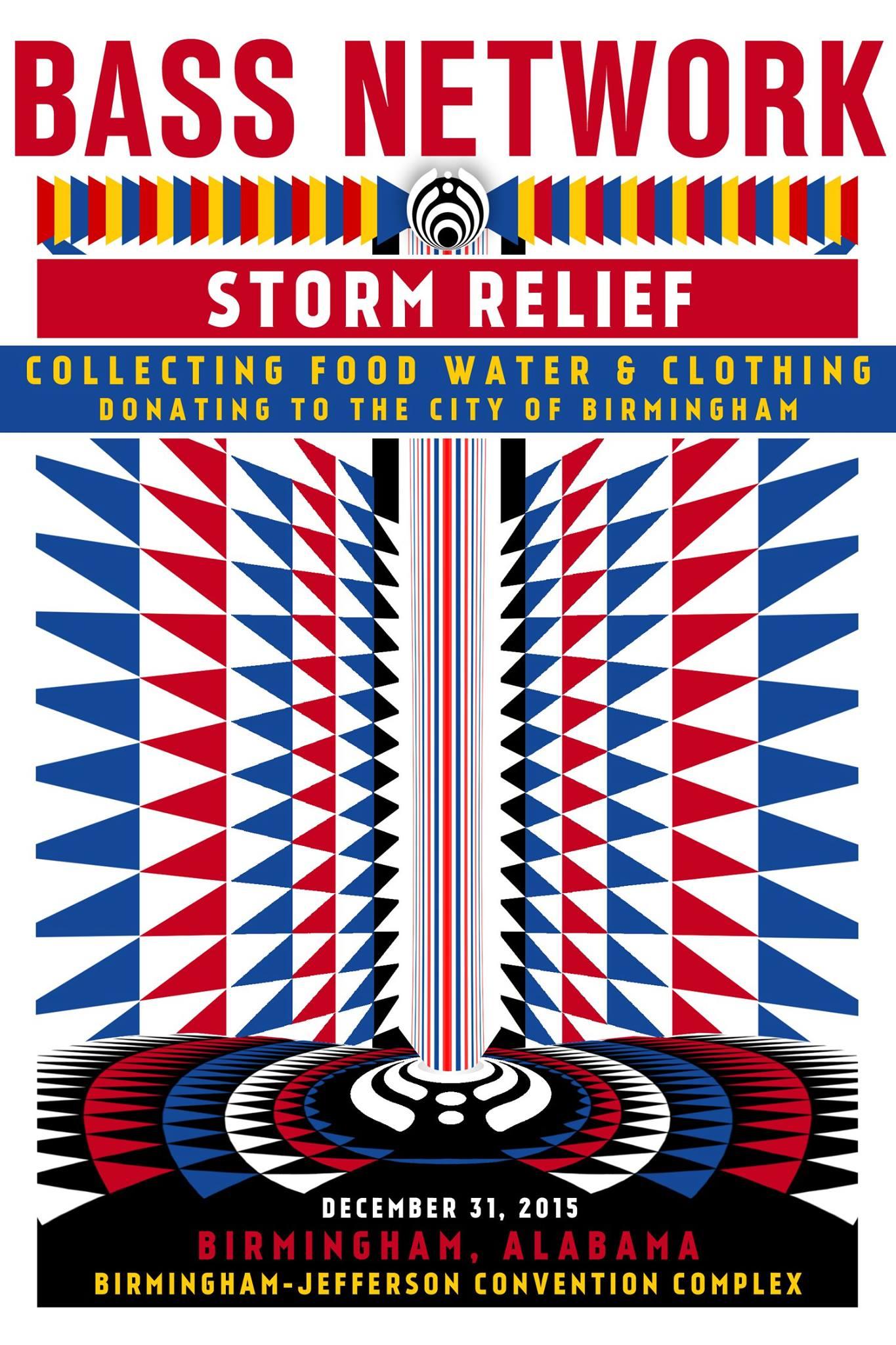 BNet Storm Relief Drive