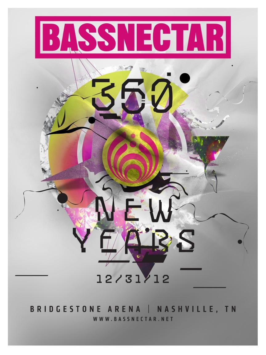 Bassnectar NYE Nashville 2012