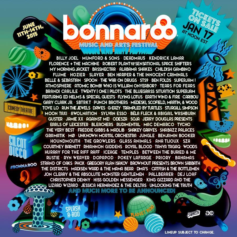 Bassnectar Ultra Music Festival 2015