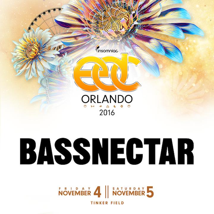 Bassnectar @ EDC Orlando 2016
