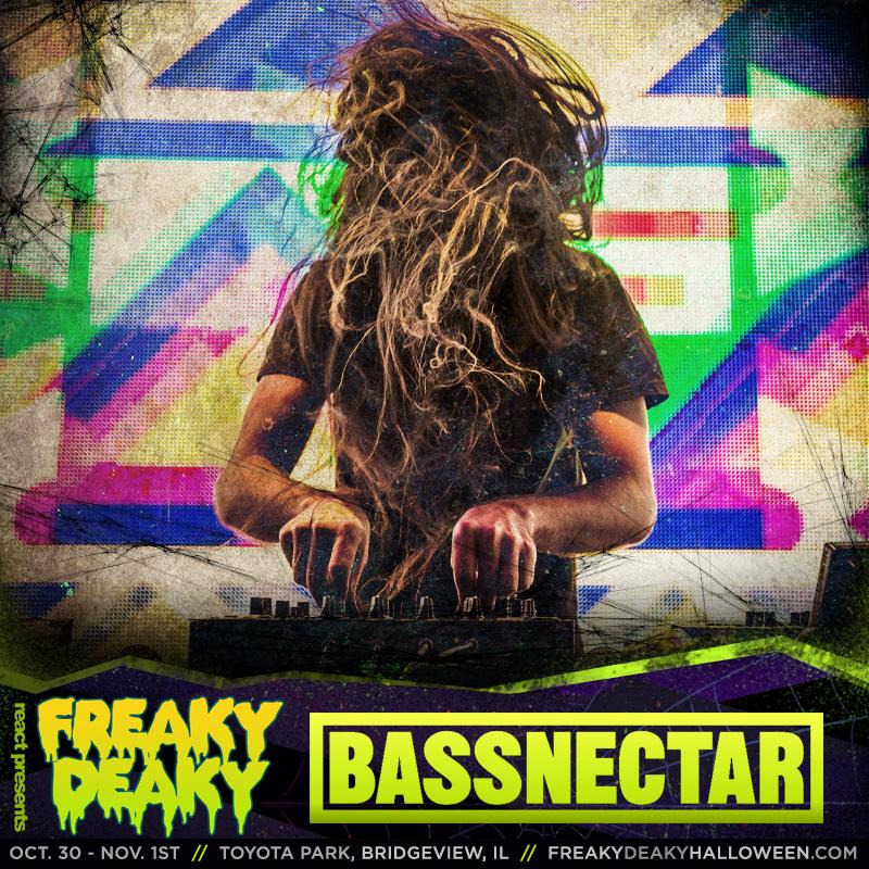 Bassnectar @ Freaky Deaky