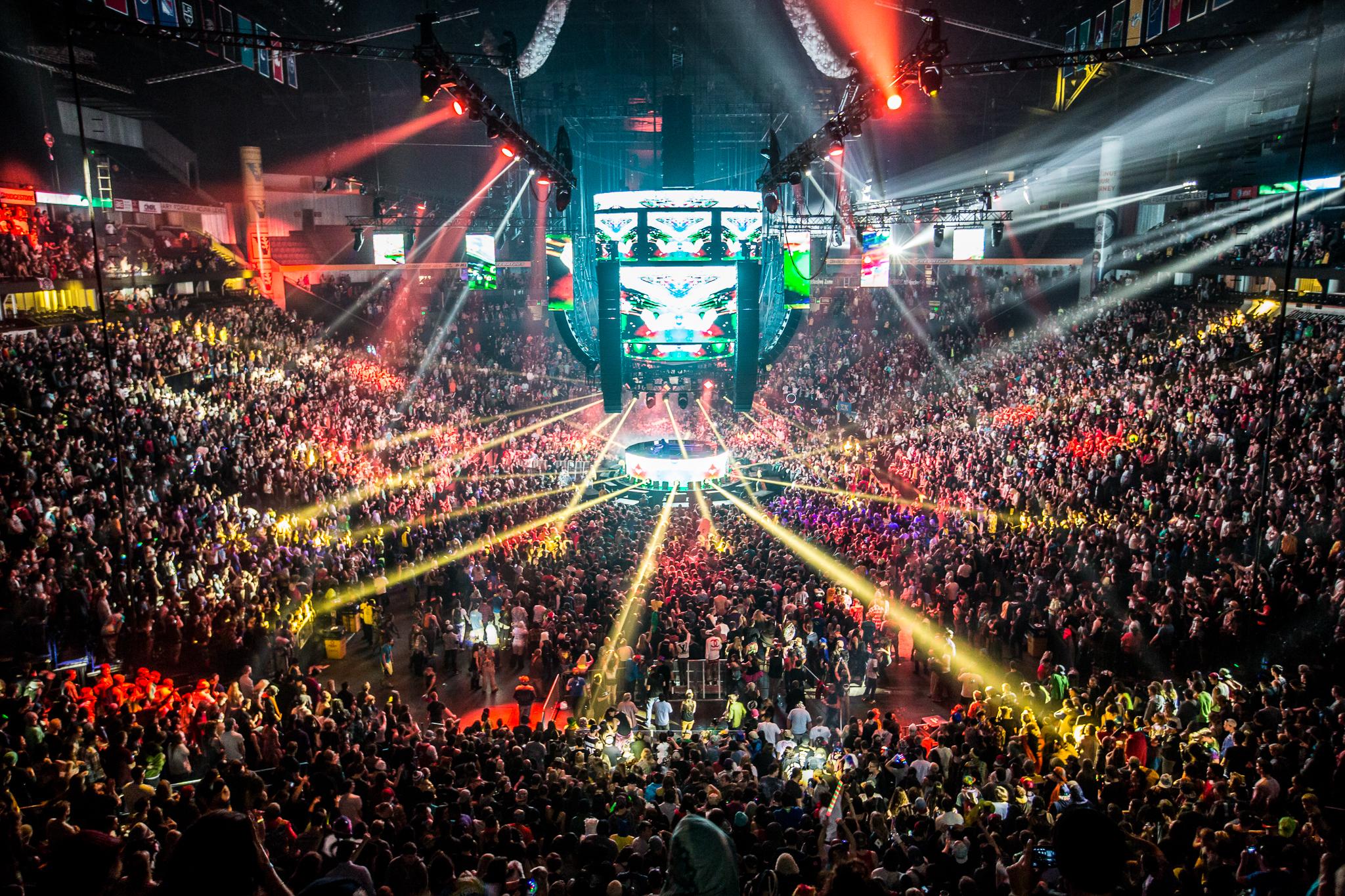 NYE 360º PHOTOS - Nashville 12/31/14