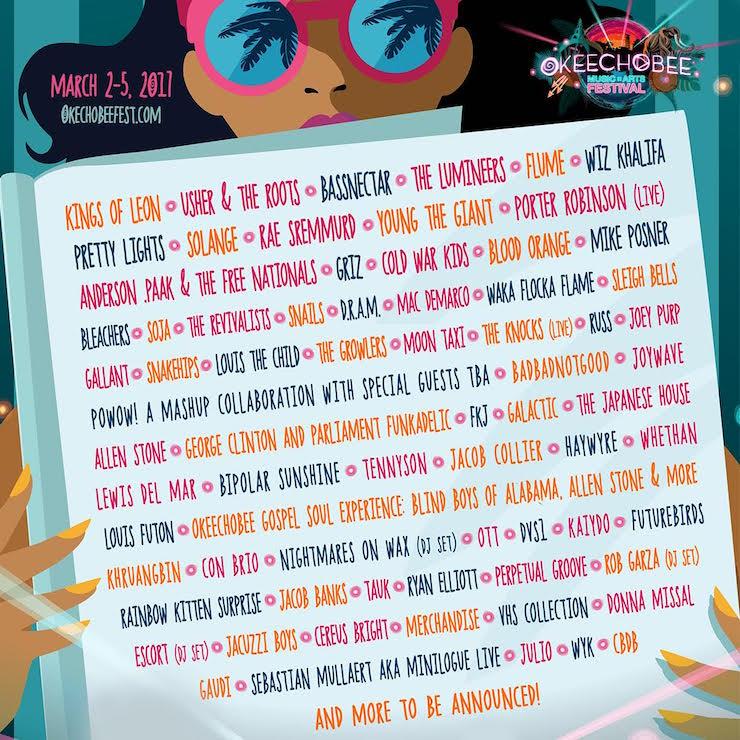 Bassnectar @ Okeechobee Festival 2016