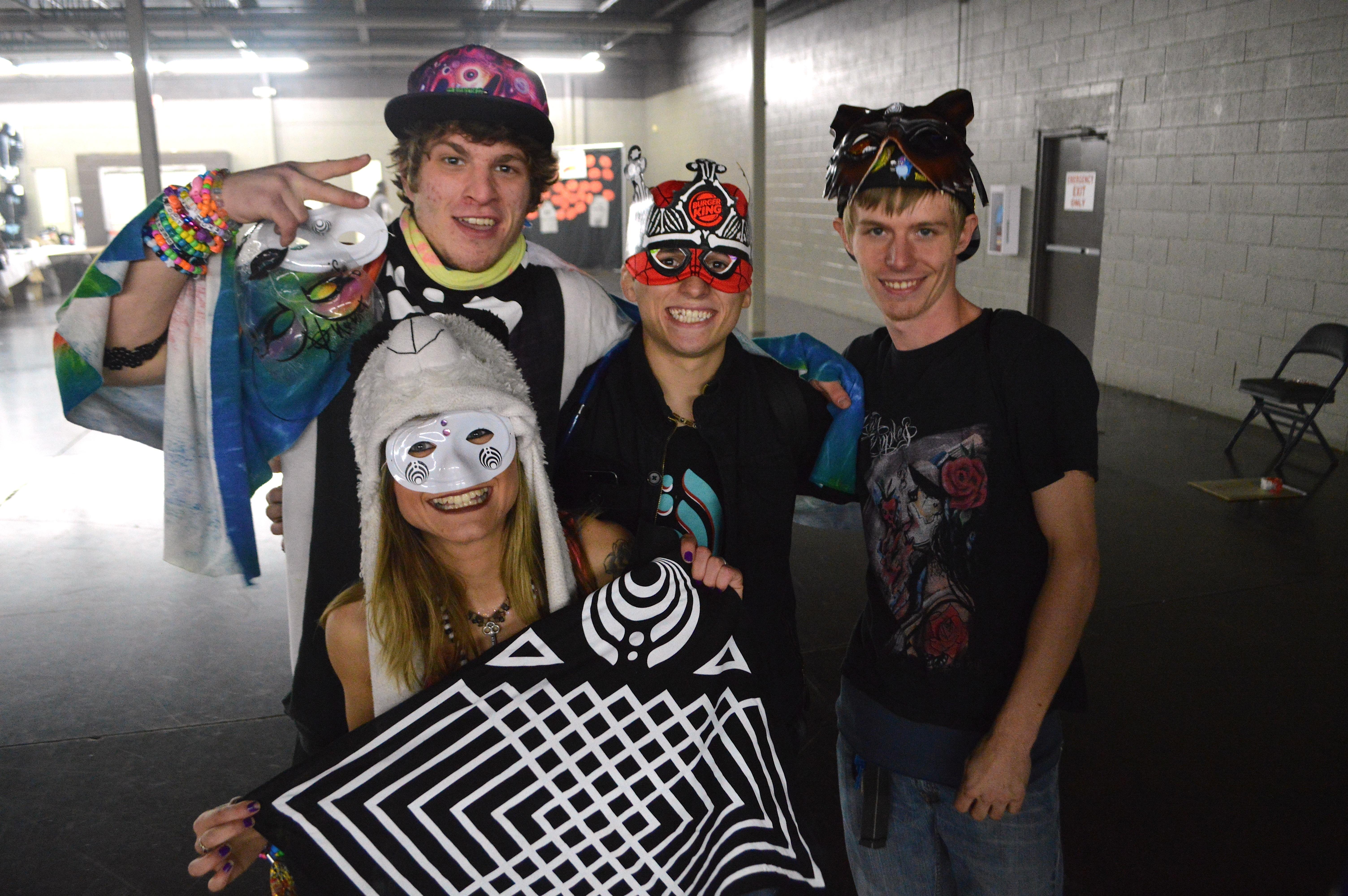 BNet Halloween Masquerade Recap