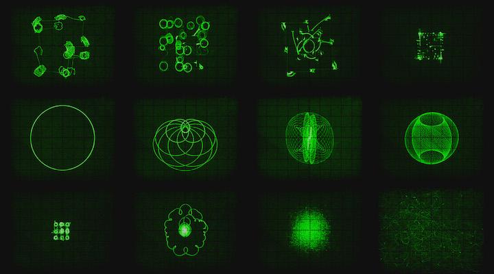 Jerobeam Fenderson - Nuclear Black Noise stills