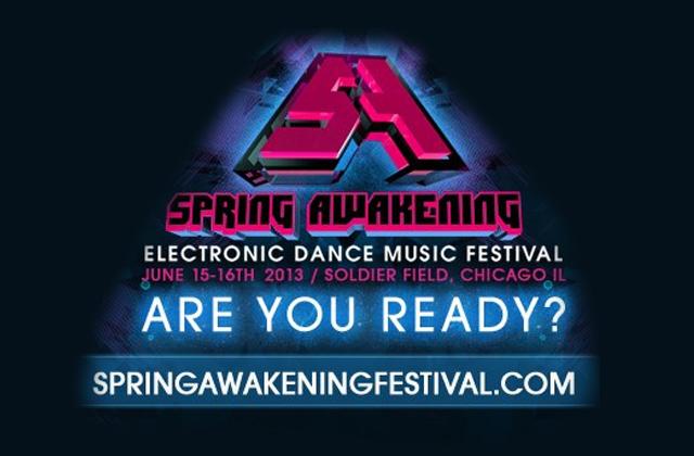 Bassnectar Spring Awakening 2013