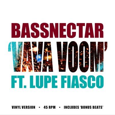 Bassnectar - VAVA VOOM - Vinyl Out Now!
