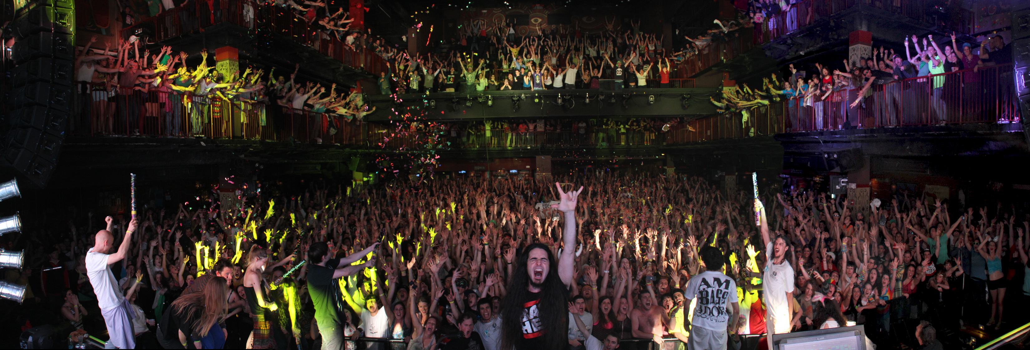 bassnectar | family photo boston