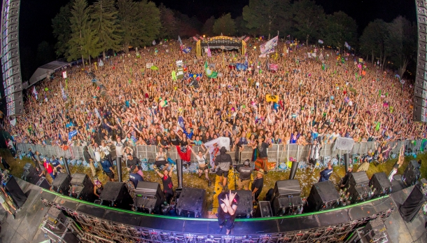 Electric Forest Weekend Two - 7/1/18