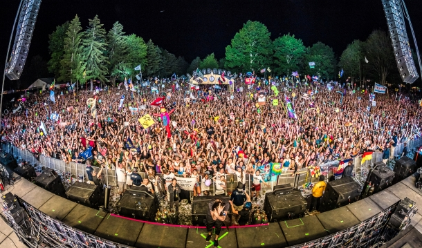 Electric Forest Weekend 1 - 6/24/17