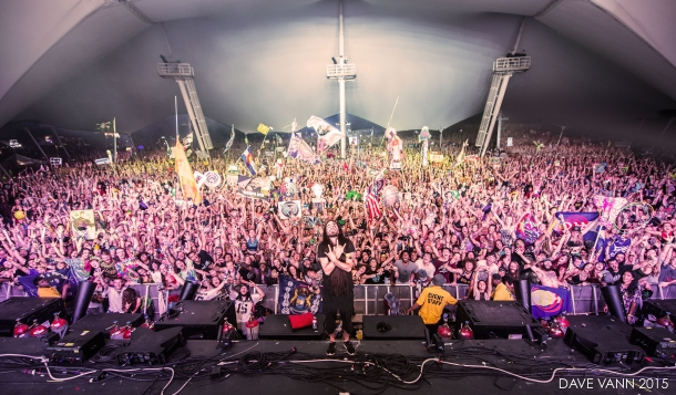 Camp Bisco 7/18/15