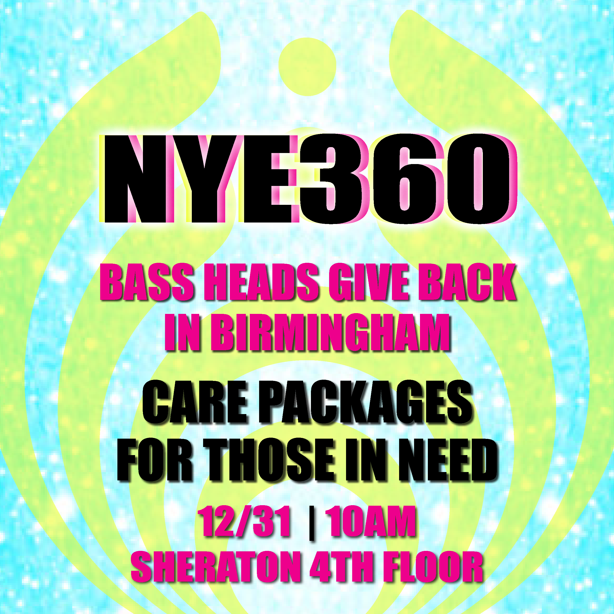 Bass Heads Give Back In Birmingham