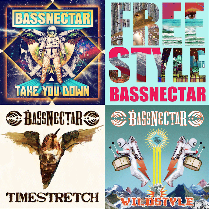 Bassnectar - Timestretch - Remastered