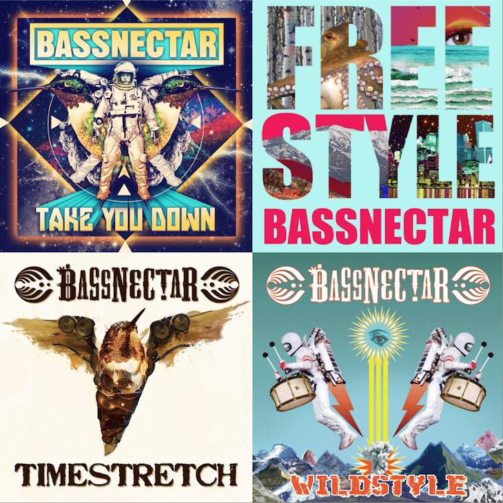 Bassnectar - Timestretch - Remastered
