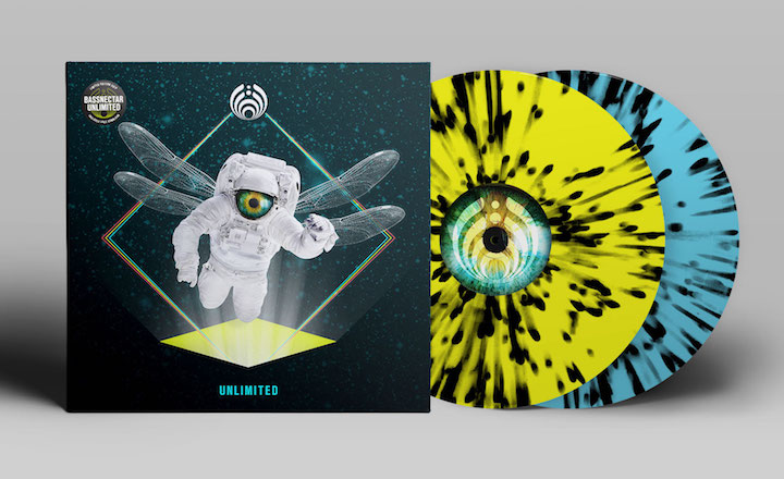 Bassnectar - Unlimited - Vinyl out now!