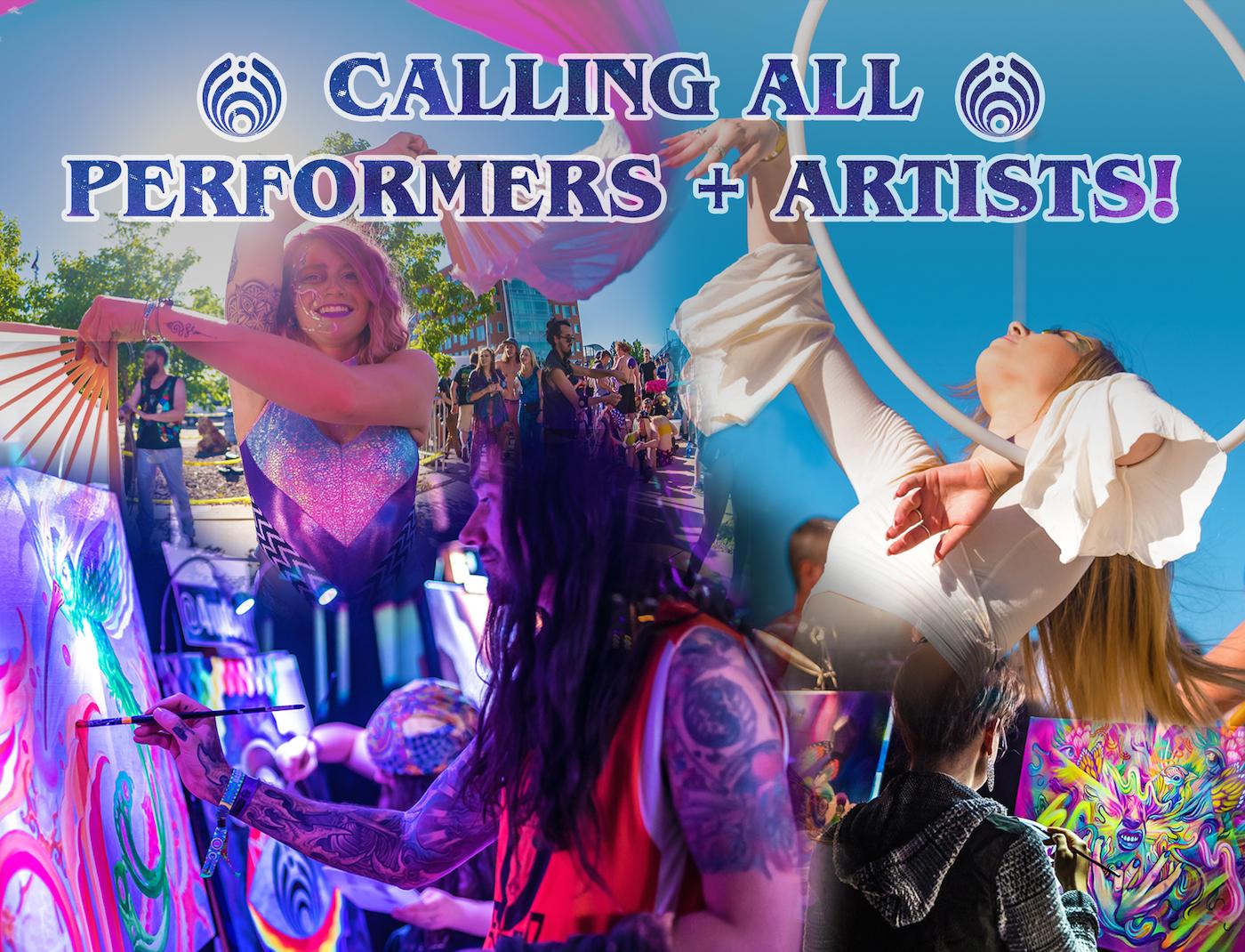 Bass Center XI Art and Performance Applications