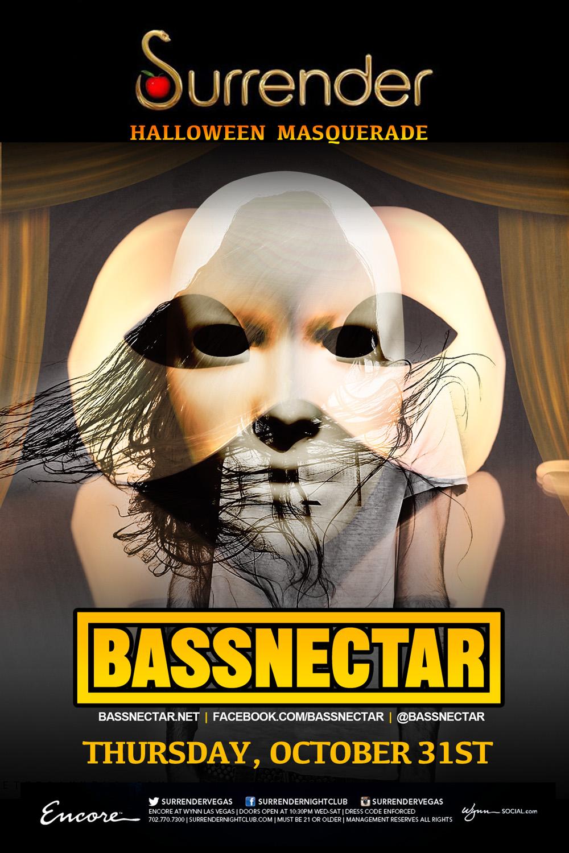 Bassnectar Immersive Music Tour 2013