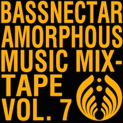 AMORPHOUS MUSIC MIXTAPE VOL.7