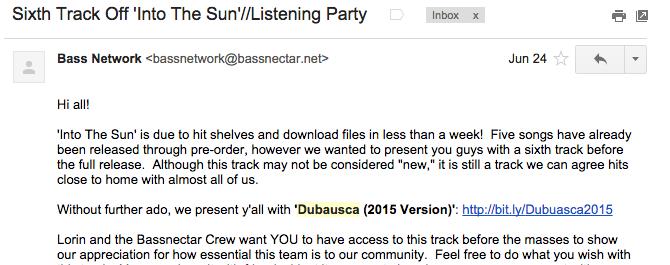 Dubuasca - Ambassador Release