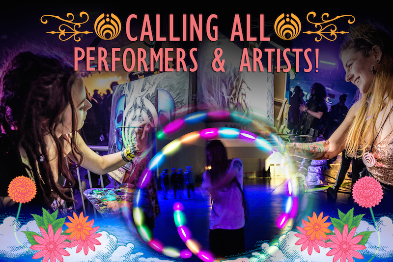 SPRING GATHERING 2018 - ART & PERFORMANCE APPLICATIONS