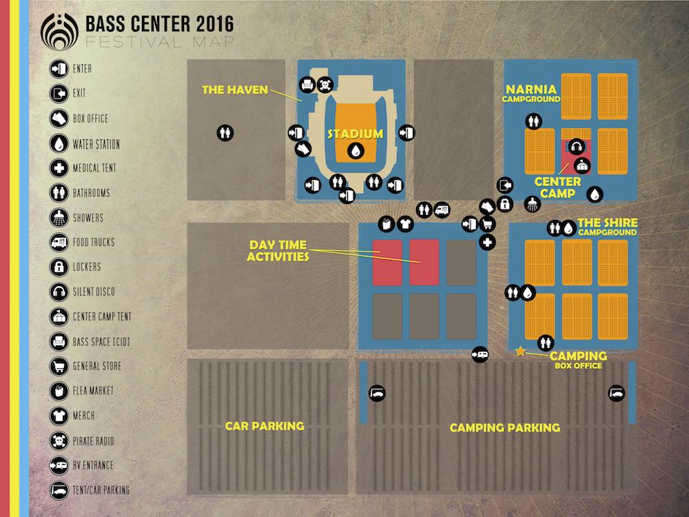 Get the official Bass Center app
