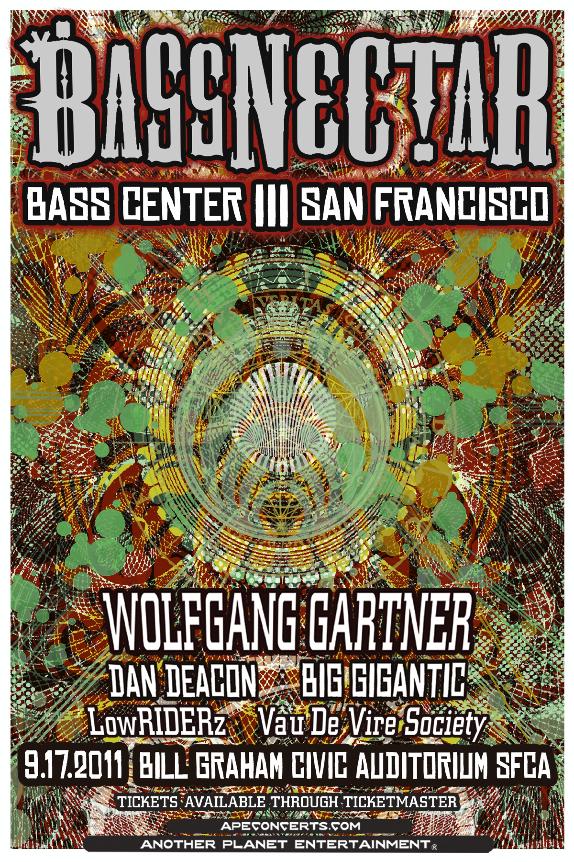 Bass Center III