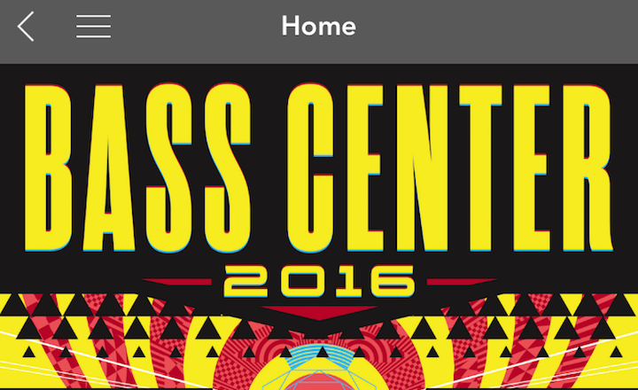 Get the official Bass Center app