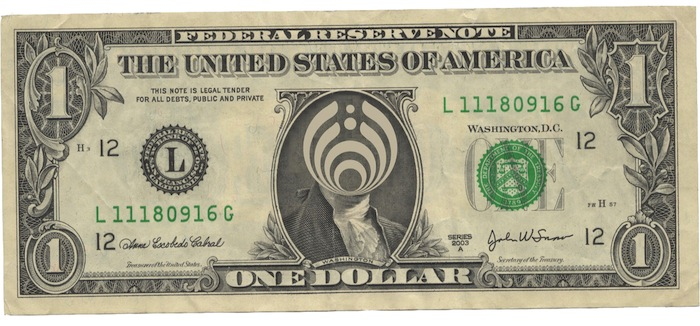 Dollar Per Bass Head