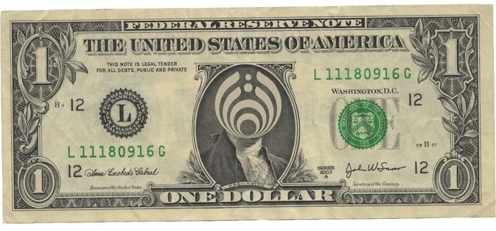 Dollar Per Bass Head
