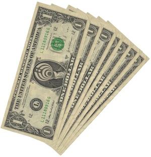 DOLLAR PER BASS HEAD 2013 - THE RESULTS