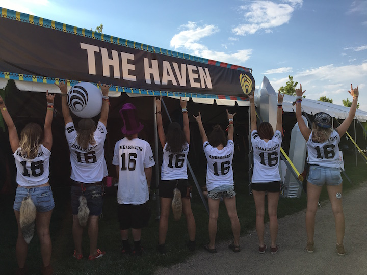Bass Center 2016 - Welcome To The Haven