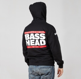 Bass Head Hoodie