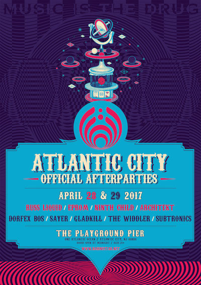 Bassnectar - Atlantic City 2017 Afterparty