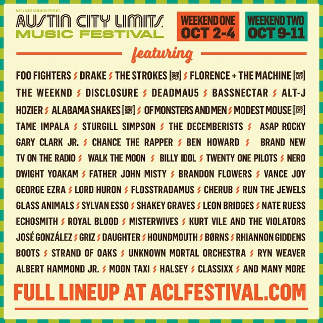 Bassnectar @ Austin City Limits ACL 2015