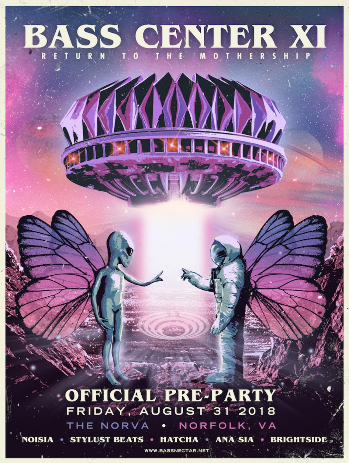 BCXI Pre-Party