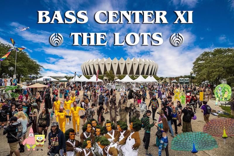 THE LOTS @ BASS CENTER XI