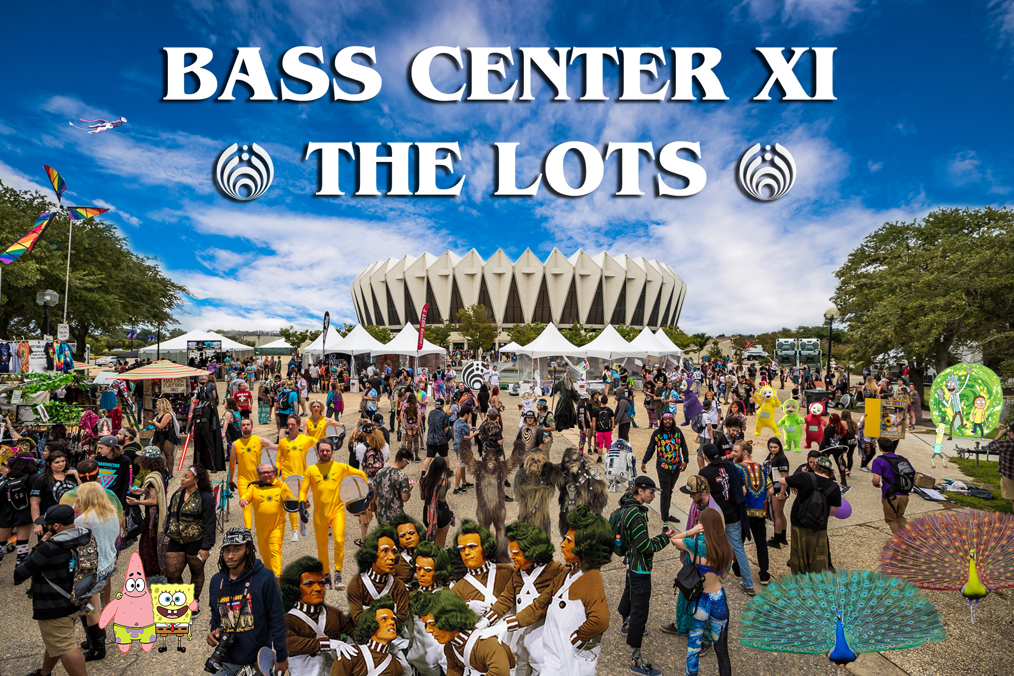 THE LOTS @ BASS CENTER XI
