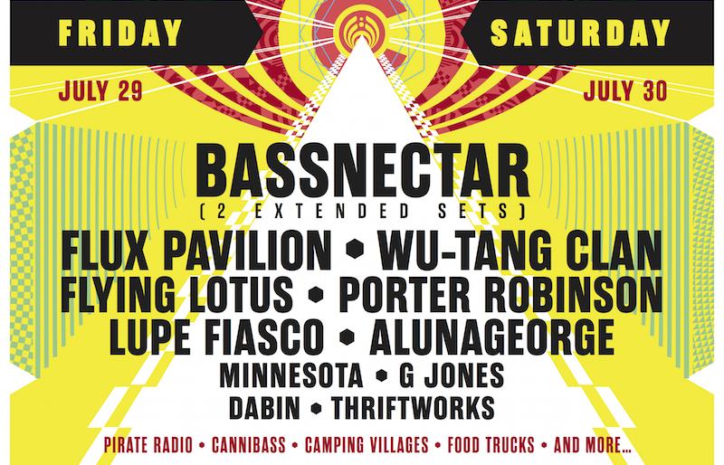 Bassnectar presents Bass Center 2016 - Colorado