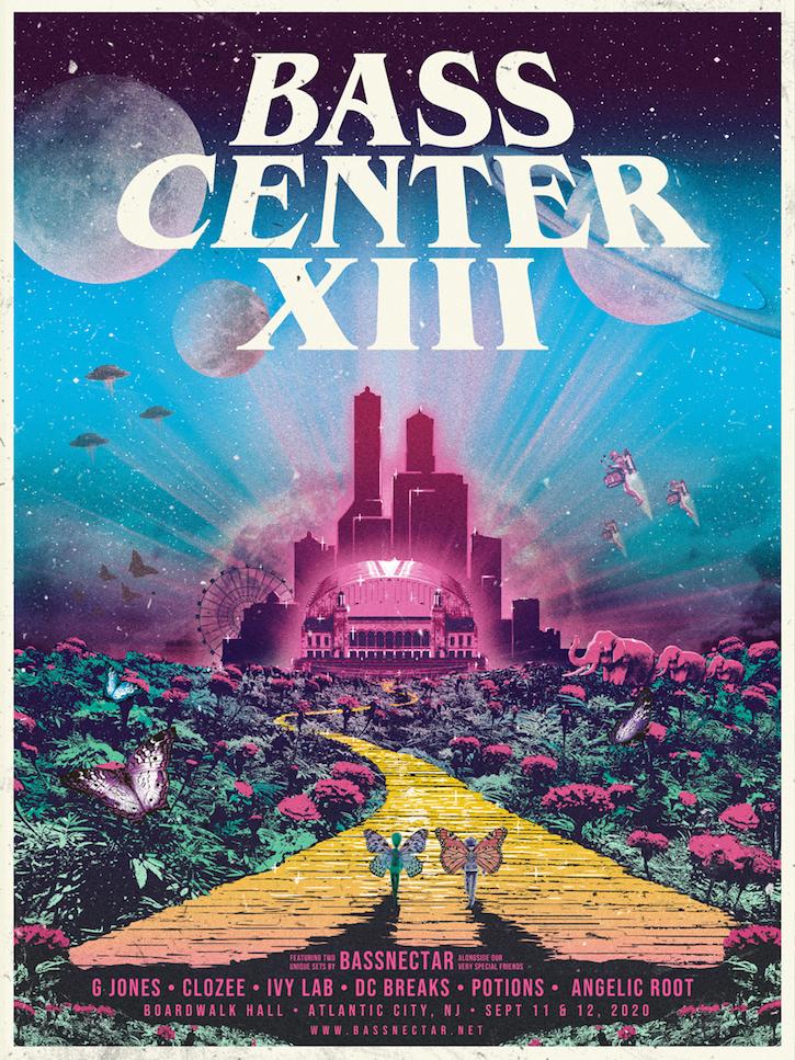 Bassnectar - Bass Center XIII - 2020
