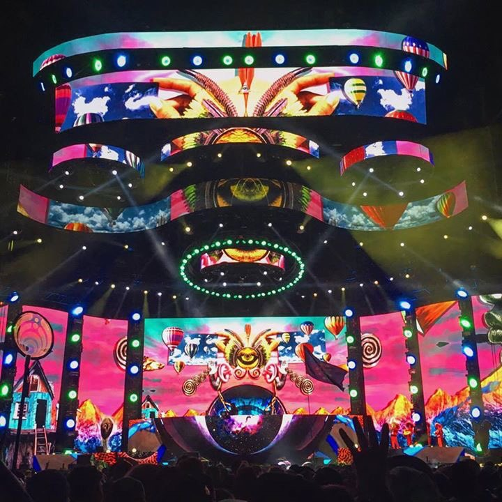 Bassnectar - Bass Center 2016 - Journey To The Center - Photo by Pauly C