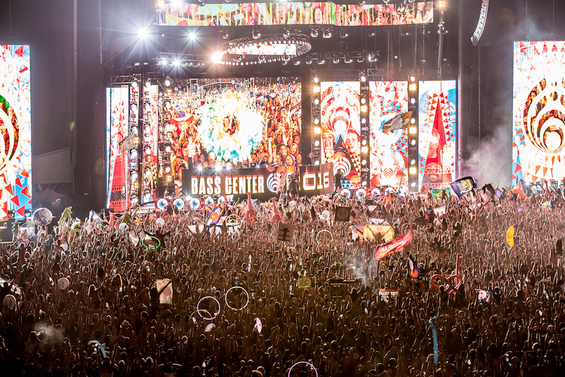 Bassnectar - Bass Center 2016 - Photo by aLIVE Coverage