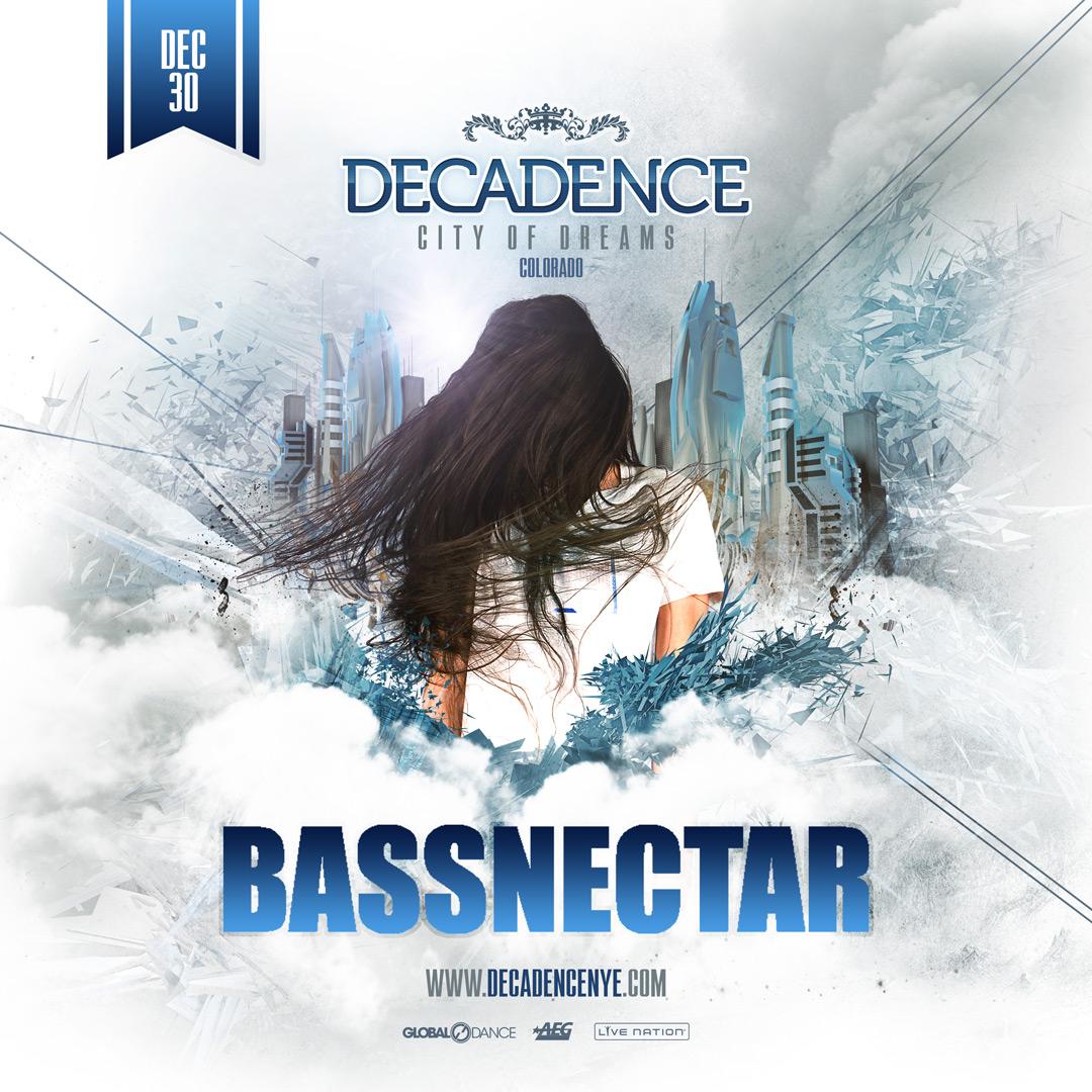 Bassnectar @ Decadence 2016