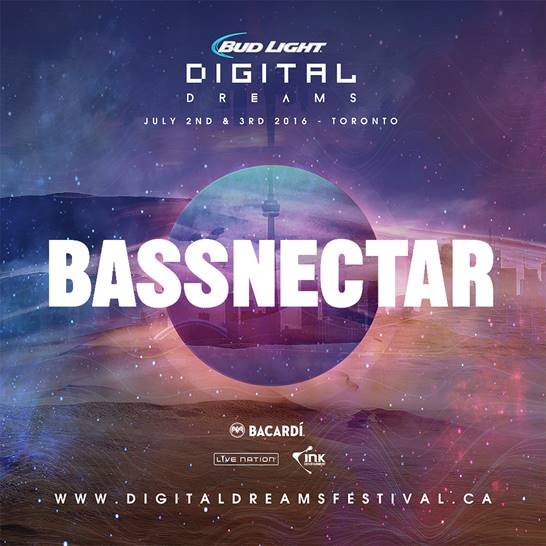 Bassnectar @ Digital Dreams 2016