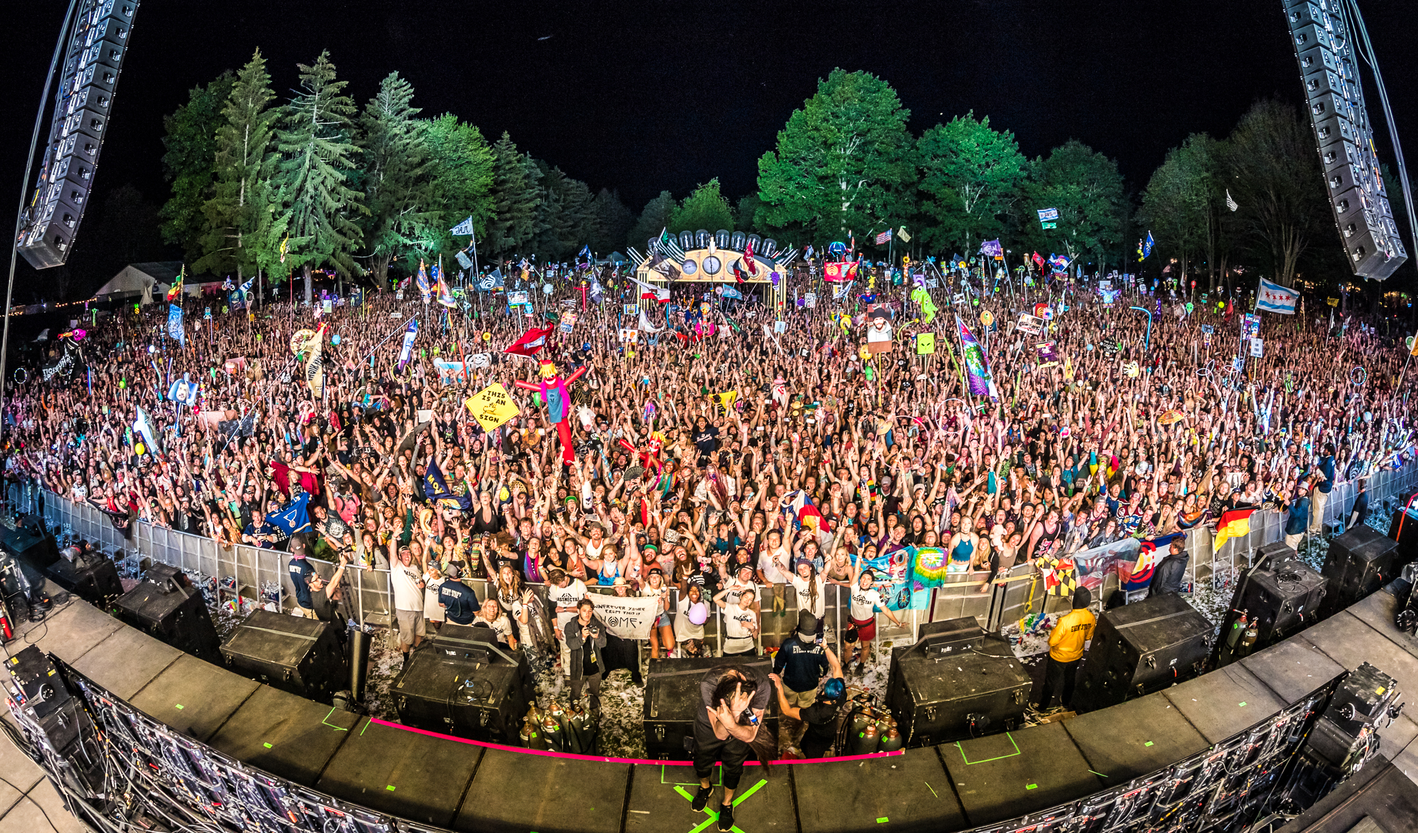 ELECTRIC FOREST 2017 FAMILY PHOTO