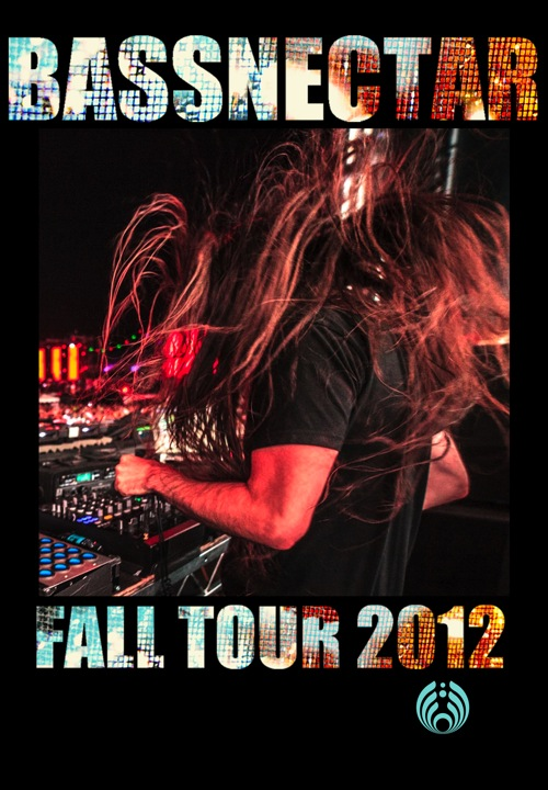 Bassnectar Fall Tour 2012