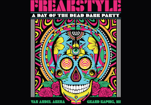 FREAKSTYLE: DAY OF THE DEAD 2019