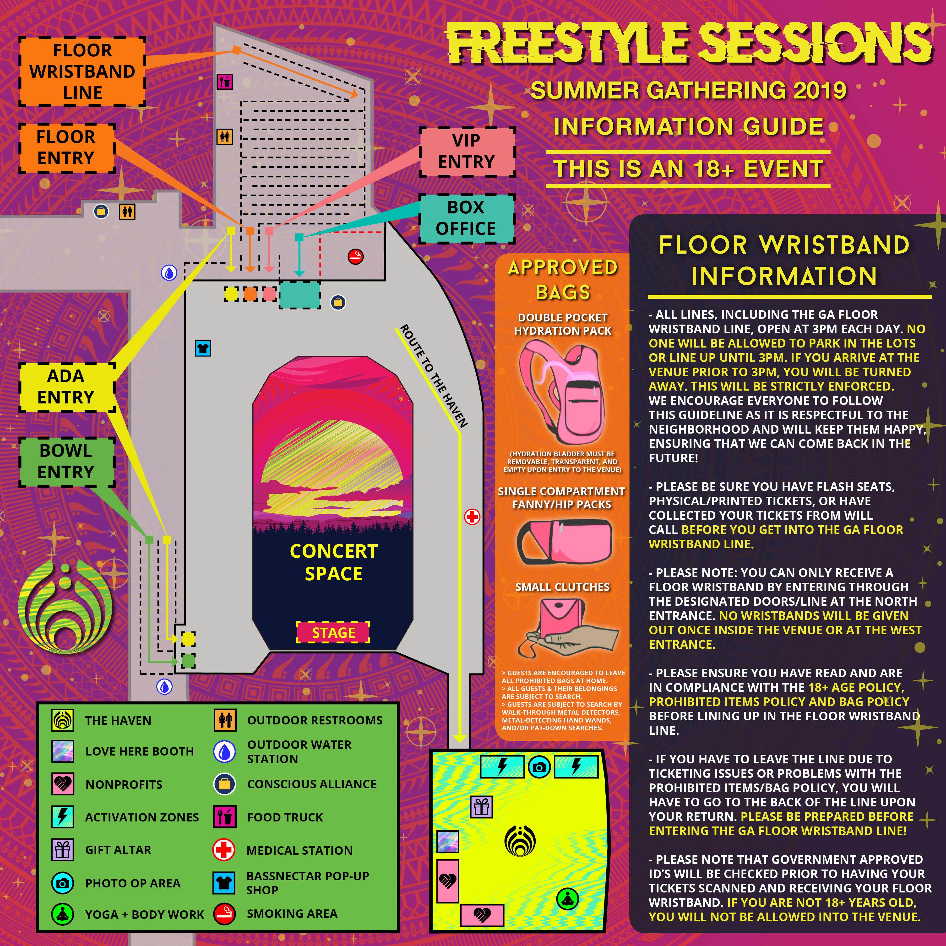 Freestyle Sessions - Summer Gathering - 2019